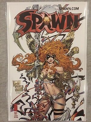 Spawn #97 Angela Cover Low Print Run