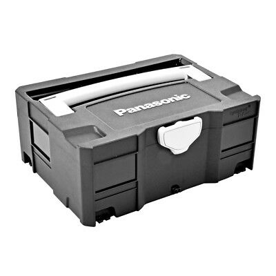 Panasonic Tanos Systainer T-Loc II Empty Carry Case