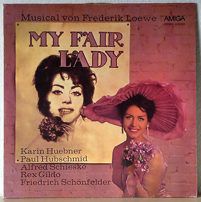 LP – My Fair Lady (Musical-Querschnitt)