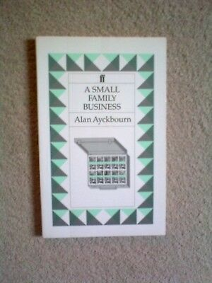 Theatre Play Script - Small Family Business - Alan Ayckbourn