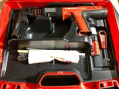 Hilti Dx351 X-Mx32 Powder Actuated Tool In Oem ***free Shipping****