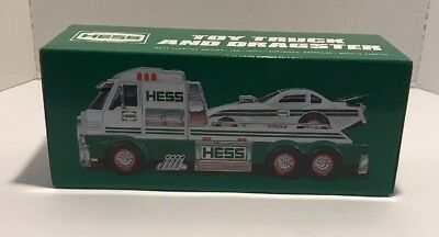 2016 Hess Toy Truck and Dragster New
