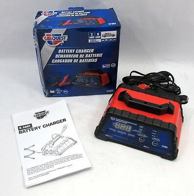Carquest Battery Charger