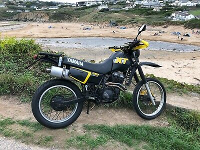 Yamaha XT 350 1991 MOT'd and in good working order
