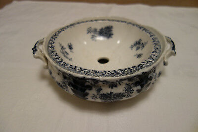 Wedgwood & co MYSTERY bowl from circa 1908 semi porcelain of unknown use.