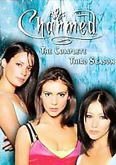 Charmed - The Complete Third Season DVD Season 3 NEW Sealed Free Shipping