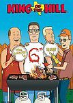KING OF THE HILL SEASON 6 DVD 3 Disc Set NEW Factory Sealed Free Shipping