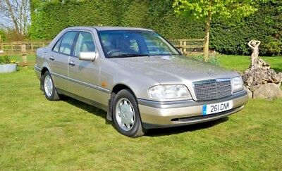 Mercedes C280 Diesel 4 Door Saloon **low Mileage**