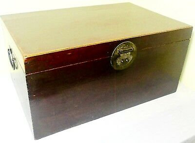 Antique Chinese Ming Trunk (2662), Circa 1800-1849