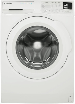 NEW Simpson SWF8025DQWA 8kg Front Load Washer