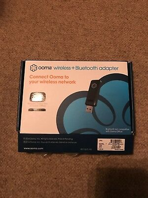 Brand New Ooma Wireless + Bluetooth Adapter Only!!! No Ooma Telo Included!!!