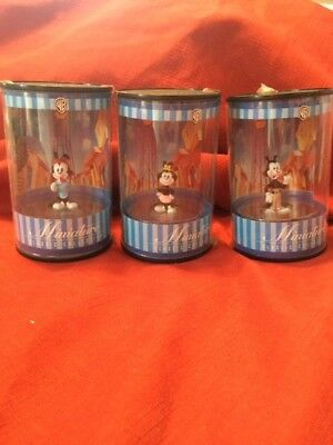 Animaniacs Classic Collection Miniatures, Set Of 3 (Wakko, Yakko & Dot)