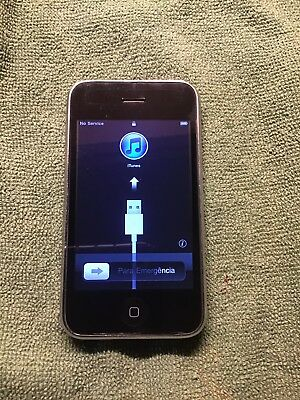 Apple iPhone 3G 8GB A1241 Locked