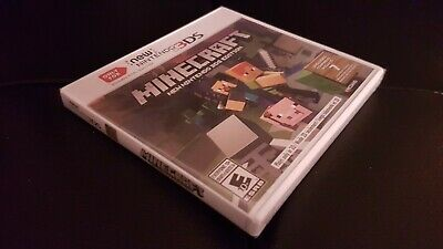 Minecraft: New Nintendo 3DS Edition [New 3DS] [New Nintendo 3DS] [Brand New!]