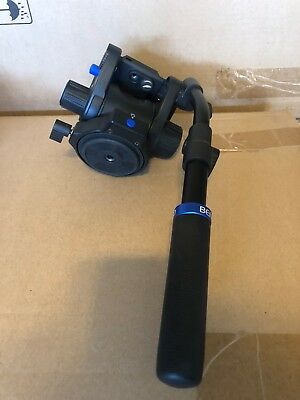 Benro S6 Video Head - Quick Release System - NEW WITHOUT BOX