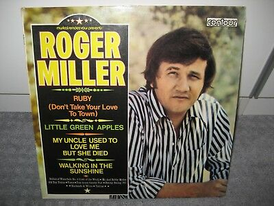 "LP Roger Miller ""Ruby >Don´t take your Love to Town<"" (Contour Records)"