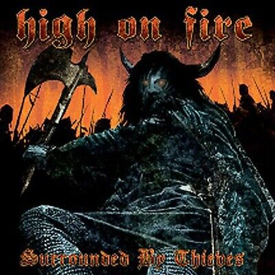 High on Fire - Surrounded By Thieves [New Vinyl]