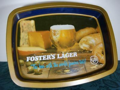 Vintage CUB Foster's Larger Drink's Tray