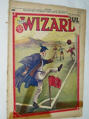 THE WIZARD Comic......D C Thomson....12th May 1934.....free postage