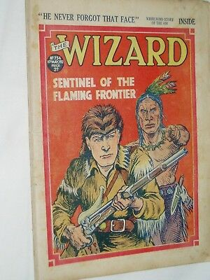 THE WIZARD Comic......D C Thomson....15th  May 1937.....free postage