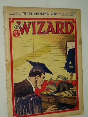 THE WIZARD Comic......D C Thomson....23rd June 1934.....free postage