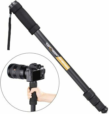 K&F Concept Professional Compact Camera Monopod Aluminum Lightweight  for Canon