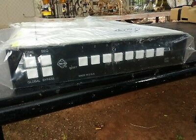 Pelco VA6100 Series Switcher, SEQUENTIAL, VIDEO, WITH ALARMS