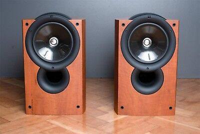 KEF Q1 Main / Stereo Speaker Pair - Excellent Condition - Boxed