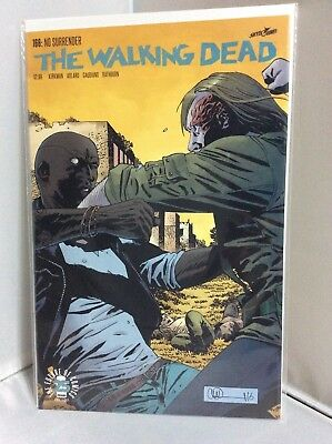 Image Comics - The Walking Dead #166 - Very High Grade - Bagged & Boarded