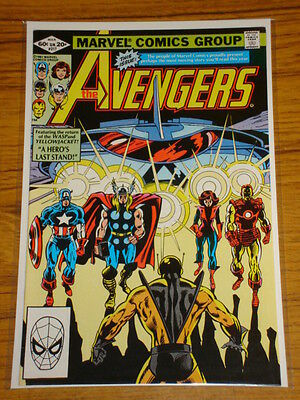 Avengers #217 Vol1 Marvel Comics March 1982