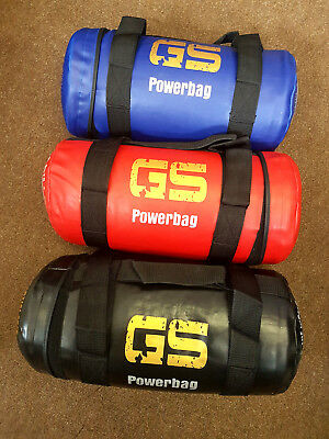 Weighted Training Bag Fitness Power Sand bags Handles Weight Lifting Bag