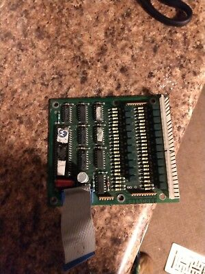 Williams Sinistar I/O board PCB