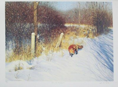 Xmas Special! Limited Edition Lithograph Print by Claudio D'Angelo!