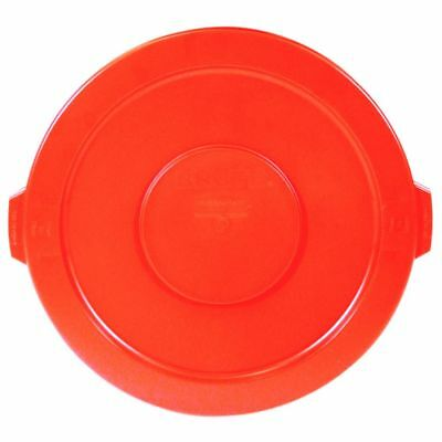 Rubbermaid FG263100RED BRUTE Red Lid for 2632 Container