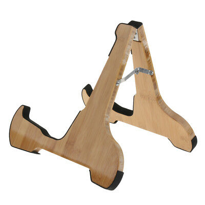 Foldable Instrument Stand A Frame Guitar Stand for Acoustic Classical Guitar