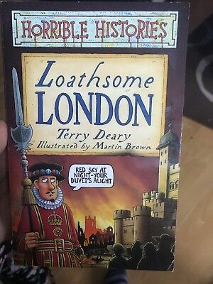 horrible histories book