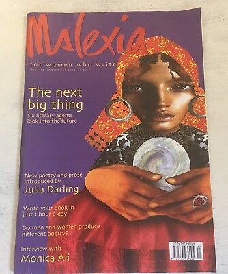 Mslexia magazine, Jan/Feb/Mar 2005, issue 24. Very good condition.