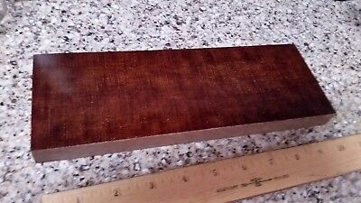 "CANVAS MICARTA PHENOLIC Knife Handle Blank Slab Scale  3/4""x10""x3.5"" 1970's"