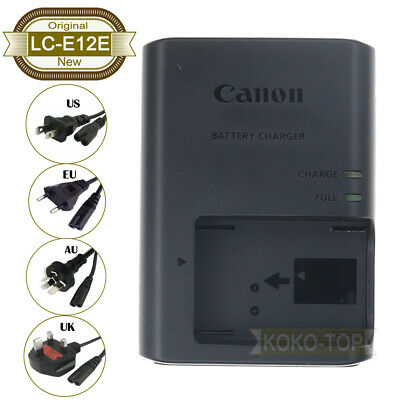 Genuine original Canon LP-E12 Battery for Canon EOS 100D KISS X7 SL1 EOS M M2