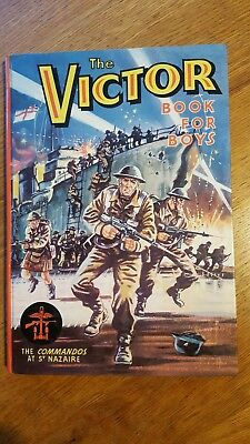 THE VICTOR BOOK FOR BOYS - 1964, Issue #1