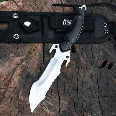 Tactical Knife Outdoor Army Hunting Survival Rescue Knives Fixed Blade Camping
