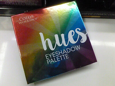 Markwins Hues Eyeshadow Palette make up trucco trousse ombretti piccola