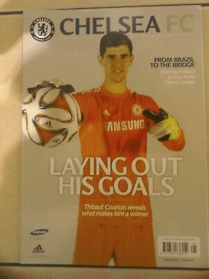 Official Chelsea Magazine May 2015 Issue 129