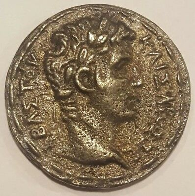 Stater of Antioch 27 BC-14 AD, repro coin