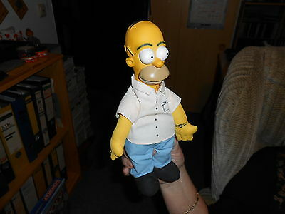 HOMER von den Simpsons, Original, 28 cm