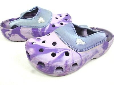 02441839bbe4 CROCS YOUTHS  MAMMOTH Shearling Slip-On Clog Cotton Candy Croslite ...