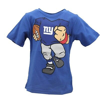 New York Giants Official NFL Team Apparel Infant Toddler T-Shirt New with  Tags 66b2641f4