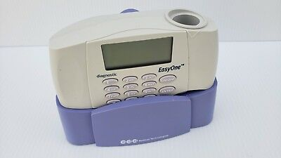 NDD Medical 2001 EasyOne Diagnostic Spirometer with Cradle