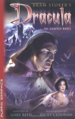 Dracula: The Graphic Novel (Puffin Graphics) by Stoker, Bram Book The Cheap Fast