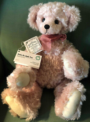 "Vintage 1996 Susan Arnot Bear ""Rose Marie"" Mohair Bear in Excellent Condition"